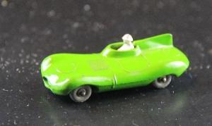 Matchbox Lesney Jaguar D Type 1955 Metallmodell