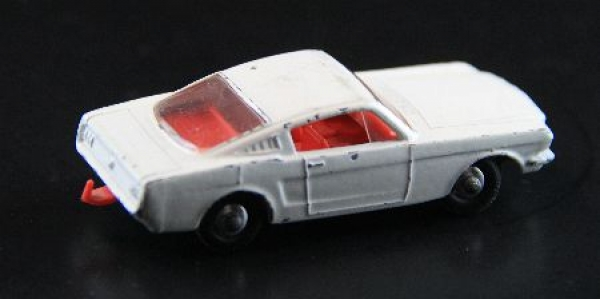 Matchbox Lesney Ford Mustang 1969 Metallmodell