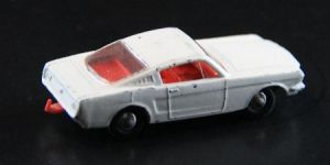 Matchbox Lesney Ford Mustang 1969 Metallmodell