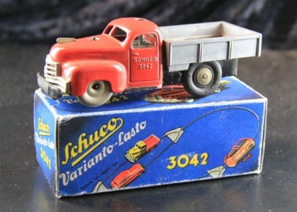 Schuco Patent Varianto Lasto 3042 Metallmodell 1950