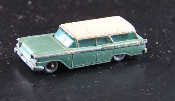 Matchbox Lesney American Ford Station Wagon 1958 Metallmodell