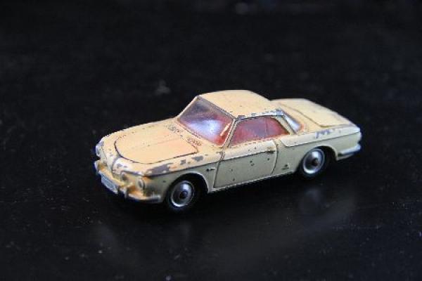 Corgi Toys Volkswagen Karmann Ghia 34 Metallmodell 1965