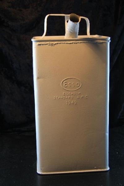 Esso Standard Blech-Oelkanister 1949