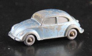 Matchbox Lesney Volkswagen Käfer 1958 Metallmodell
