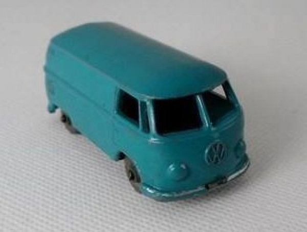 Matchbox Lesney Volkswagen Bus T1 Metallmodell 1958