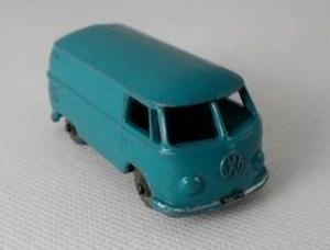 Matchbox Lesney Volkswagen Bus T1 Metallmodell 1958