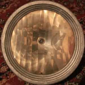 Ford T Modell Scheinwerfer Brown Universal TJC 1920