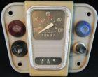 OS Tachometer für Citroen Mehari/2 CV 1968