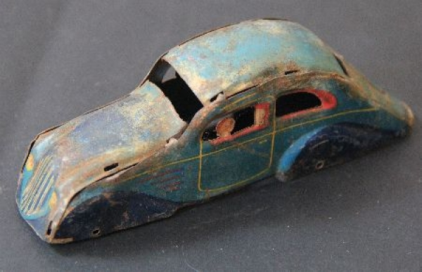 Paya Juguetes Peugeot 401 Blechmodell 1936
