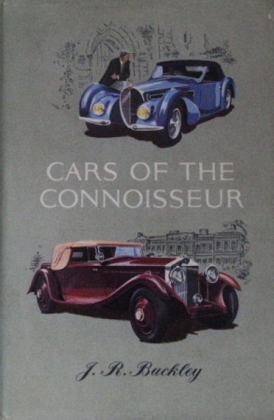 """Buckley """"Cars of the connoisseur"""" Automobilhistorie 1960"""