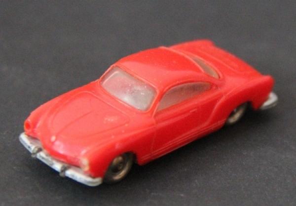 Lego Volkswagen Karmann Ghia Coupe 1958 Plastikmodell