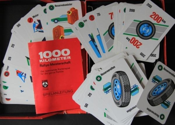 Kartenspiel 1000