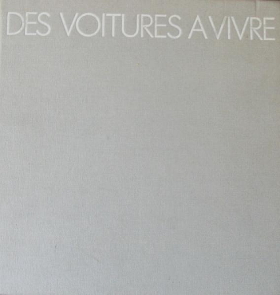 """""""Des voitures a vivre"""" Renault-Historie 1987"""