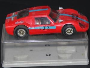 VEB Prefo Mekus Wartburg RS 1000 Rennbahnmodell 1970