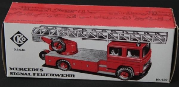CKO Kellermann Mercedes Benz Feuerwehr 1970 Originalkarton