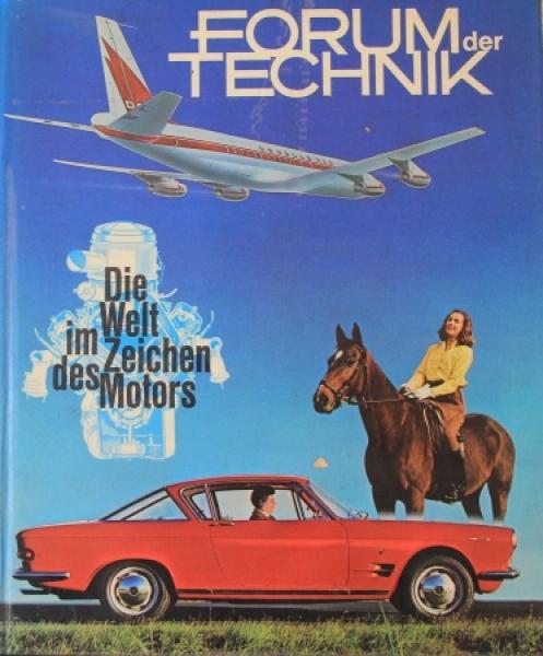 """Metz """"Die Welt im Zeichen des Motors - Forum der Technik"""" Fahrzeug-Historie"""