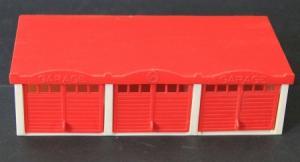 Siku Großgarage V561 Plastikmodell 1958
