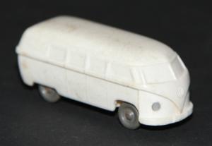 Wiking Volkswagen Bus T1 unverlgast Plastikmodell 1955