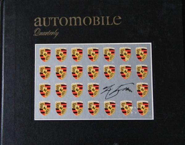 """""""Automobil Quarterly"""" Volume 9 Ausgabe 2 Autohistorie 1971"""