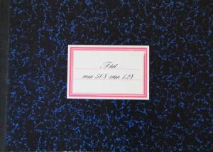 "Fiat ""Vom 508 zum 128"" Historie-Präsentation 1969 Automobilprospekt"