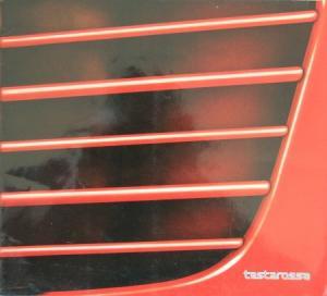 Ferrari Testarossa 1984 Automobilprospekt