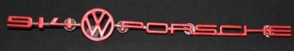 Porsche 914 Volkswagen Emblem Metall 1970