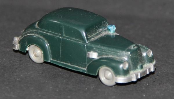 Wiking Mercedes-Benz 220 S Polizei 1955 unverglast Plastikmodell