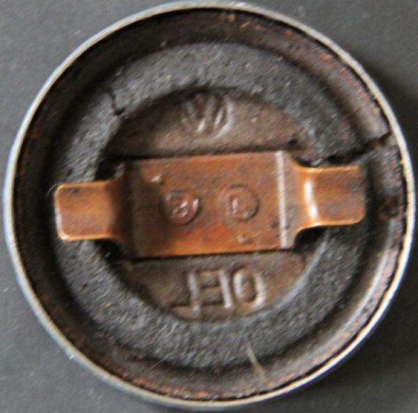 Volkswagen Käfer Oel-Schraubverschluss Metall mit Dichtung 1955 1