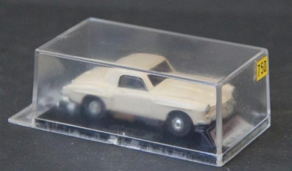 Faller AMS Mercedes Benz 190 SL Plastikmodell mit Motor 1958 in Box