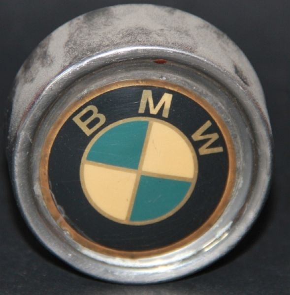 BMW Radnarbenabdeckung verchromt 1968