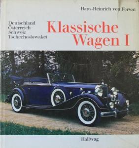 """Fersen """"Klassische Wagen - Deutschland, Österreich"""" Fahrzeughistorie 1971"""