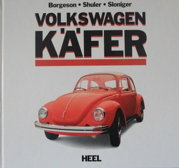 """Borgeson """"Volkswagen Käfer"""" Volkswagen-Historie 1994"""