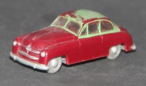 Siku Borgward 1800 V28 Plastikmodell 1954