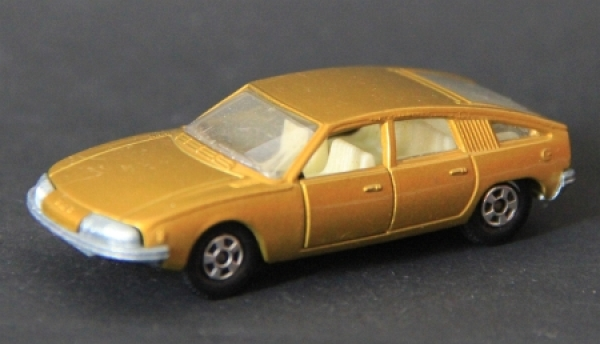 Matchbox Superfast BMC 1800 Pininfarina Metallmodell 1969