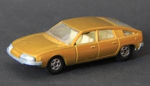Matchbox Superfast BMC 1800 Pininfarina Metallmodell 1969