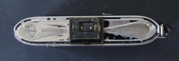 Borgward Agfa-Fotoapparat der Werks-Rennabteilung 1938 1