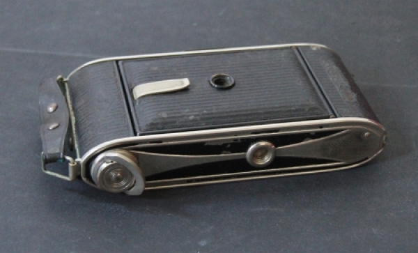 Borgward Agfa-Fotoapparat der Werks-Rennabteilung 1938 3