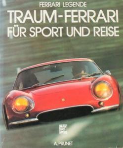 """Prunet """"Ferrari Legende - Traum-Ferrari für Sport und Reise"""" Ferrari-Historie 1980"""