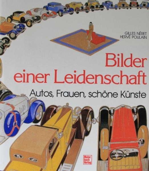 """Neret """"Bilder einer Leidenschaft"""" Fahrzeug-Historie 1991"""