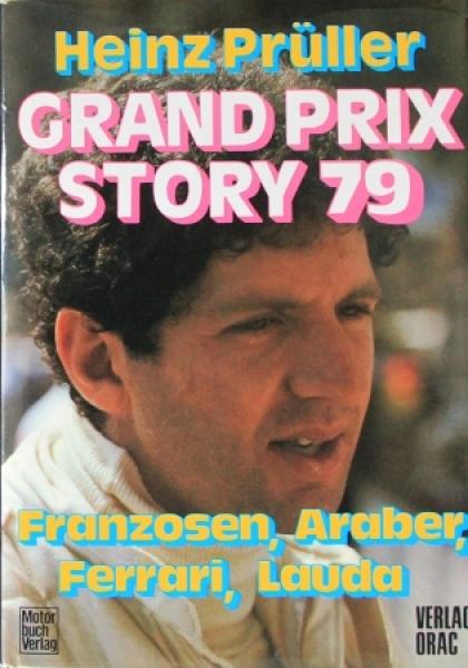 "Prüller ""Grand Prix Story 79"" Motorrennsport 1979"