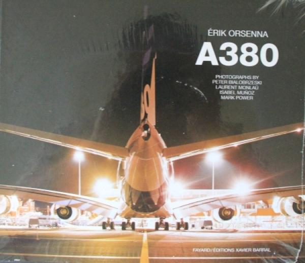 "Orsenna ""Airbus A 380"" Flugzeug-Historie 2007"