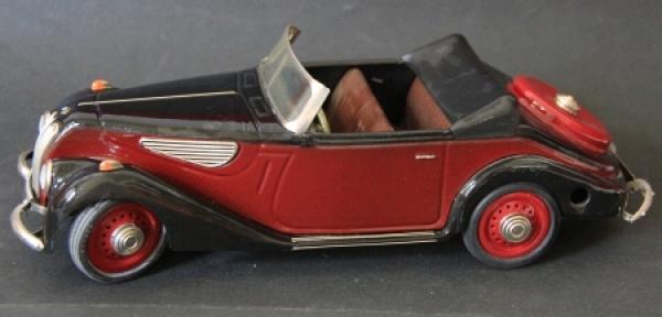 Schuco BMW 327 Cabriolet Metallmodell 1985