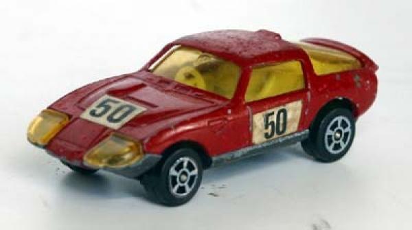 Corgi Junior Austin Healey Le Mans Spirit 1969 Metallmodell