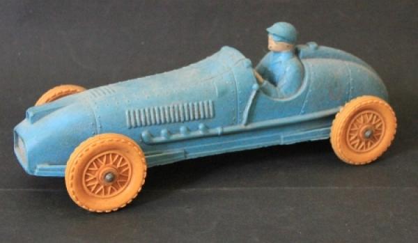 Tomte Laerdal Rennwagen mit Fahrer 1935 Vinylmodell