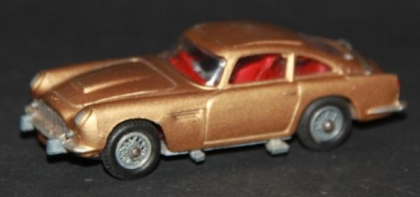 Corgi Toys Aston Martion DB 5 James-Bond-Car 1964 Metallmodell
