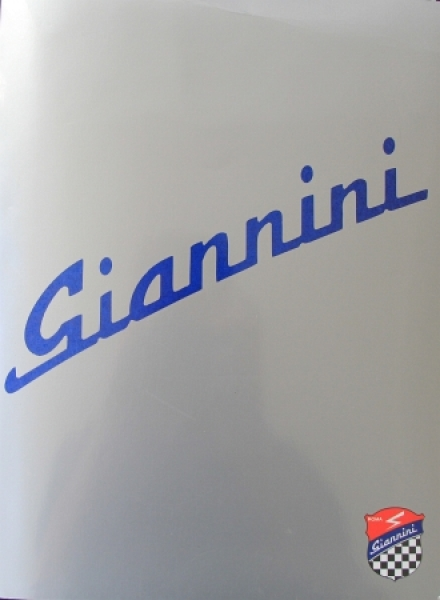 Giannini Pressemappe Modellprogramm 1992 Automobilprospekt (2408)Giannini Pressemappe Modellprogramm 1992 Automobilprospekt