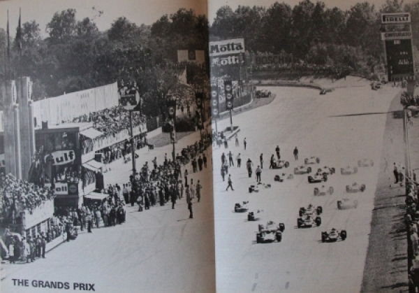 "Sporting Motorist ""Autocourse 1970-71 - International Motorsport Review"" Autorennsport 1970 3"