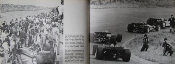 """Morenno """"Autodrom - Motorsportdokumentation 2"""" Motorrennsport-Saison 1970 2"""