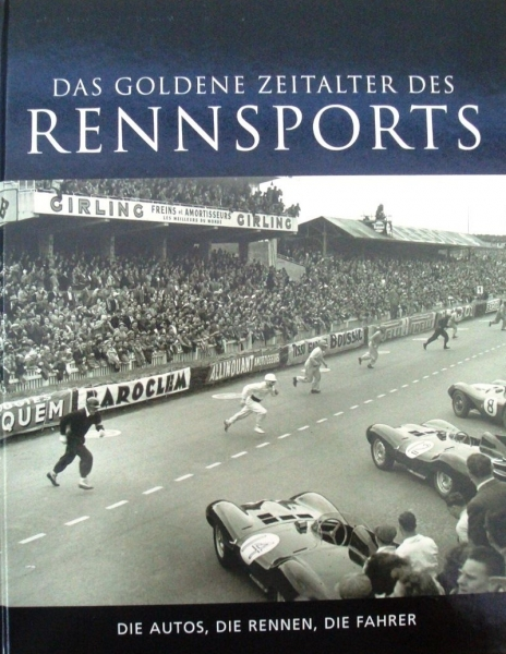 """Hill """"Das goldene Zeitalter des Rennsports"""" Motorrennsport-Historie 2005"""