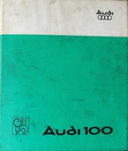 Audi 100 Reparatur-Leitfaden 2 Liter Motor 1980